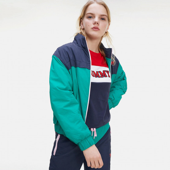 Tommy Jeans Contrast Zip Jacket
