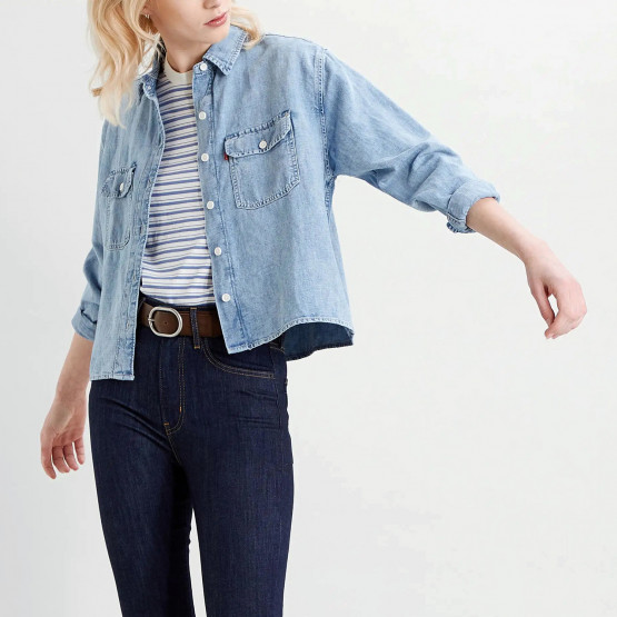Levi's Olsen Utility Shirt Loosey Goo Γυναικείο Πουκάμισο