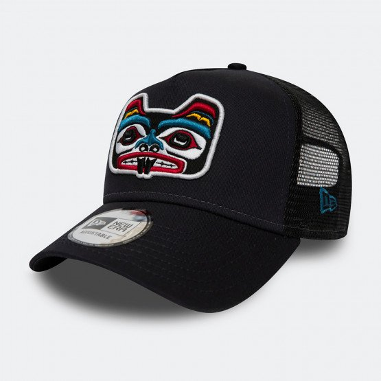 NEW ERA Ne Tattoo Pack Af Trucker Nvy