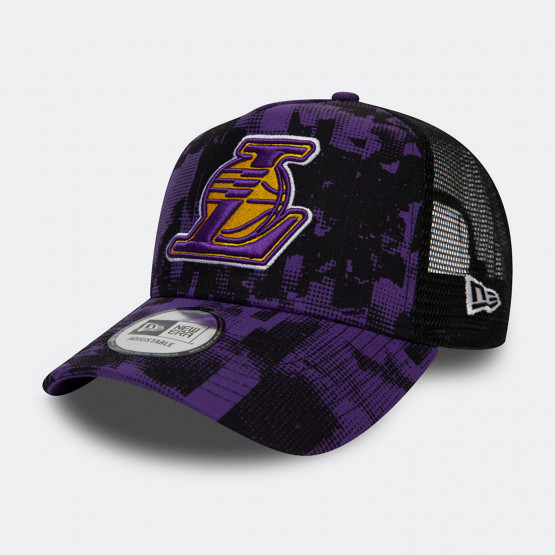 New Era Cap Adjustable NBA Los Angeles Lakers
