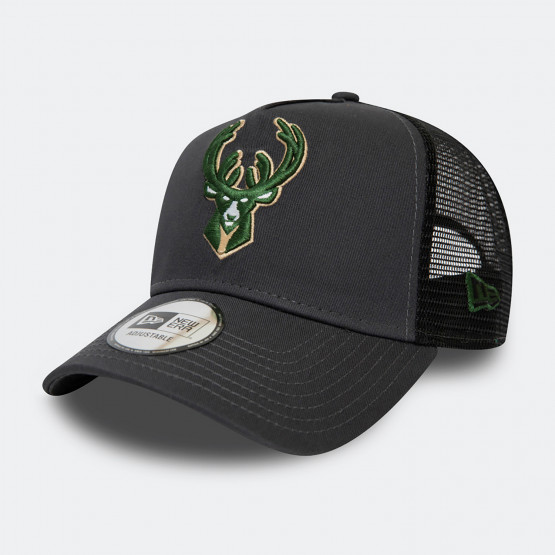 New Era Cap Adjustable NBA Milwaukee Bucks
