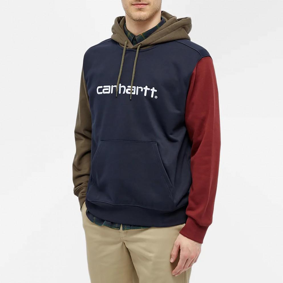 Carhartt WIP Hooded Tricol Ανδρικό Φούτερ