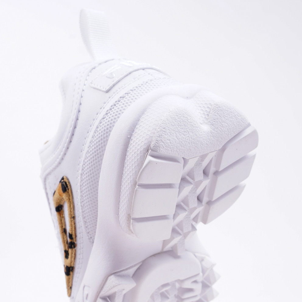 Fila Heritage Disruptor Ii Leopard Infants' Shoes