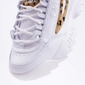Fila Heritage Disruptor Ii Leopard Kids' Shoes
