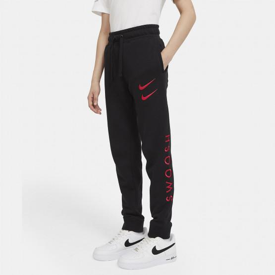 Nike Sportswear Swoosh Παιδική Φόρμα