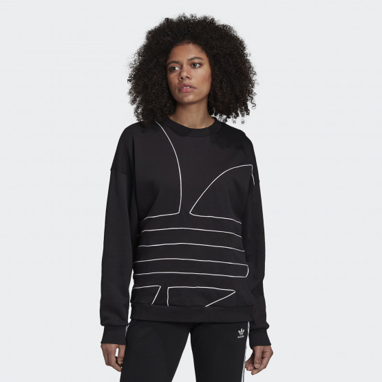 adidas Originals Large Logo Women's Sweatshirt