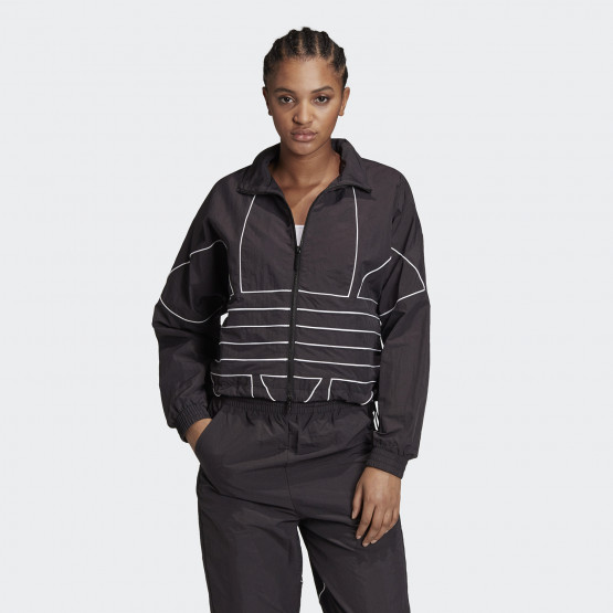 adidas Originals Large Logo Γυναικεία Ζακέτα Φόρμας