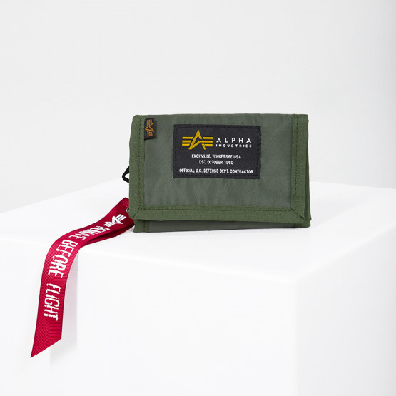 Alpha Industries Crew Wallet
