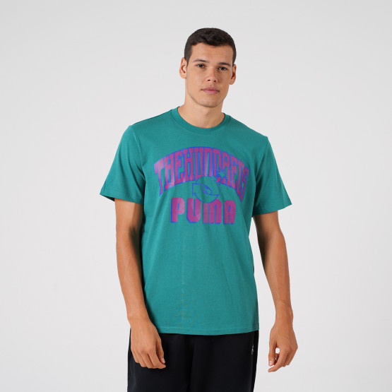Puma x The Hundreds Ανδρικό T-shirt