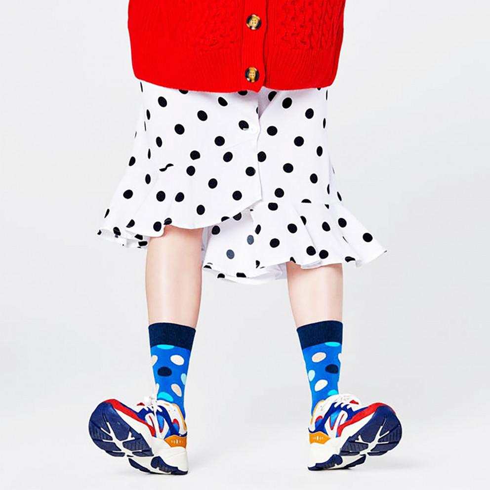 Happy Socks Big Dot Block Κάλτσες