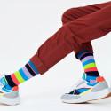 Happy Socks Stripe Unisex Κάλτσες