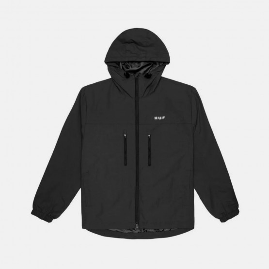 Huf Essentials Zip Standard Shell Ανδρικό Μπουφάν