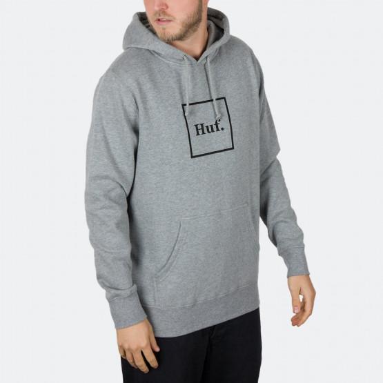 HUF Box Logo Ανδρικό Φούτερ