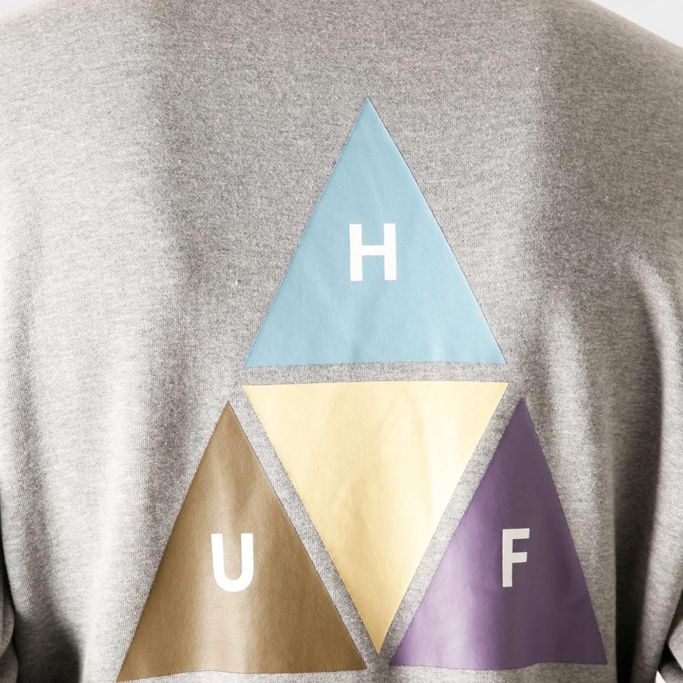 Huf Prism Trail Crewneck Men's Sweatshirt
