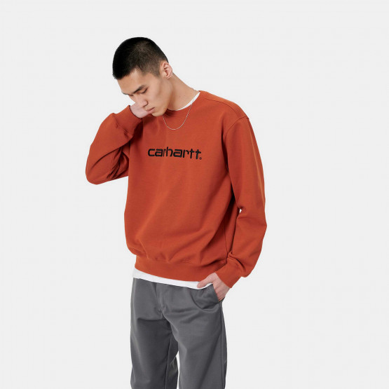 Carhartt WIP Logo Men's Sweater