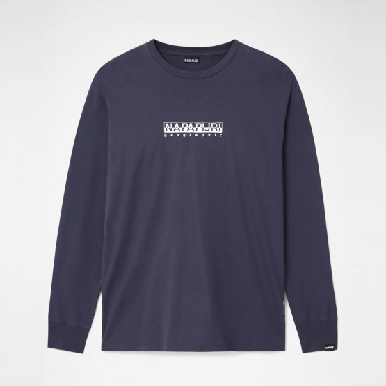 Napapijri S-Box Unisex Long Sleeve Shirt