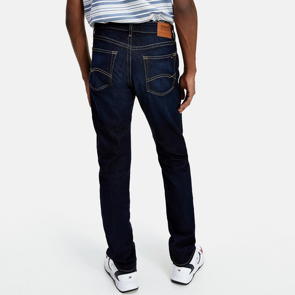 Tommy Jeans Ryan Straight Ανδρικό Jean Παντελόνι (Μήκος 32L)