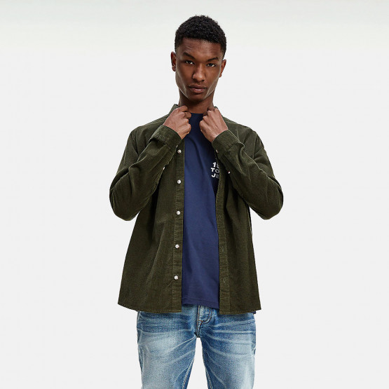 Tommy Jeans Corduroy Ανδρικό Πουκάμισο