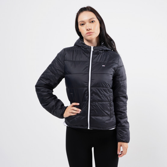 Tommy Jeans Padded Women's Coat with Hood