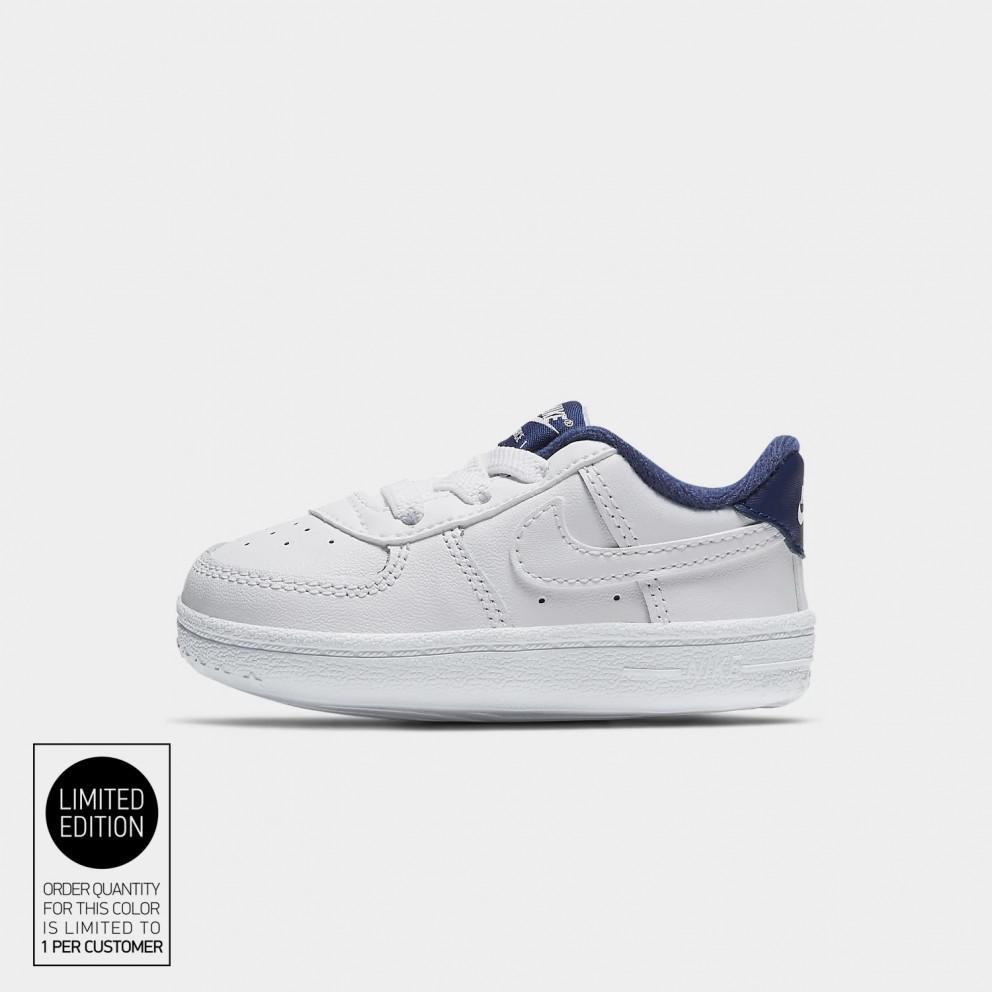 Nike FORCE 1 CRIB (CB) WHITE/WHITE-DEEP