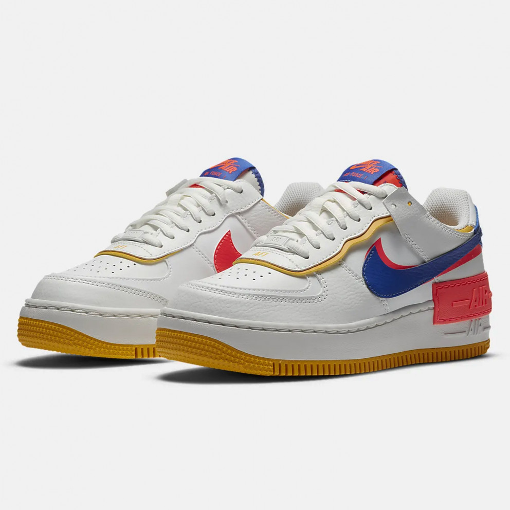 Nike Air Force 1 Shadow Women S Sneakers White Astronomy Blue Ci0919 105 Layered pieces add rich texture. nike air force 1 shadow women s sneakers