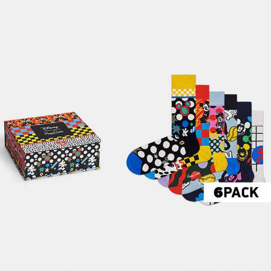 Happy Socks 6-Pack Disney Gift Set
