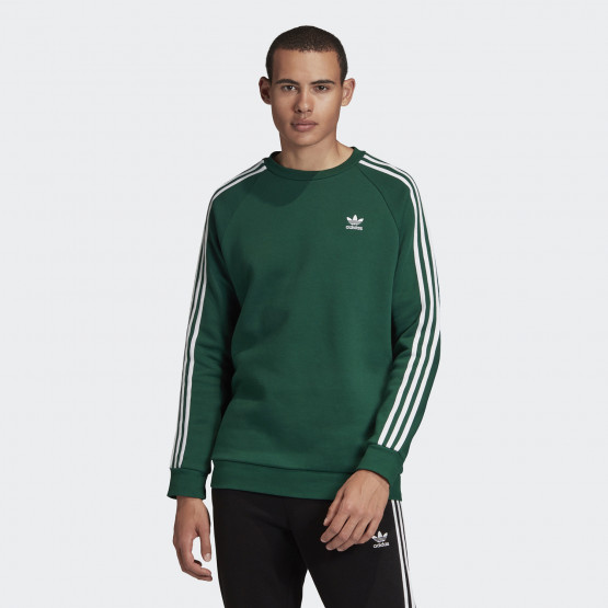 adidas Originals 3-Stripes Crewneck Ανδρικό Φούτερ