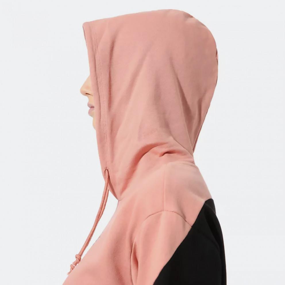 Vans Blazed Hoodie Γυναικείο Crop Φούτερ Με Κουκούλα