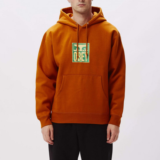 Obey Stack Hood Fleece