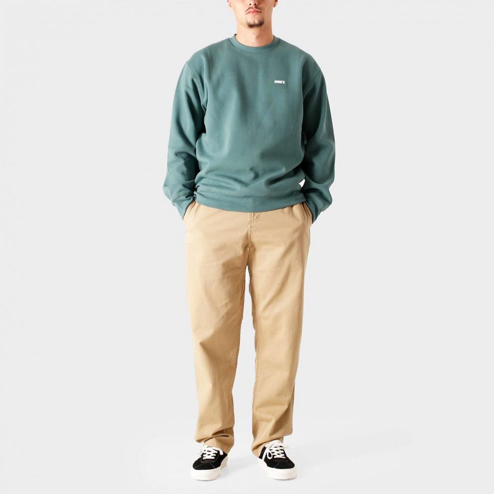 Obey Bold Premium Crew Fleece Men's Sweatshirt