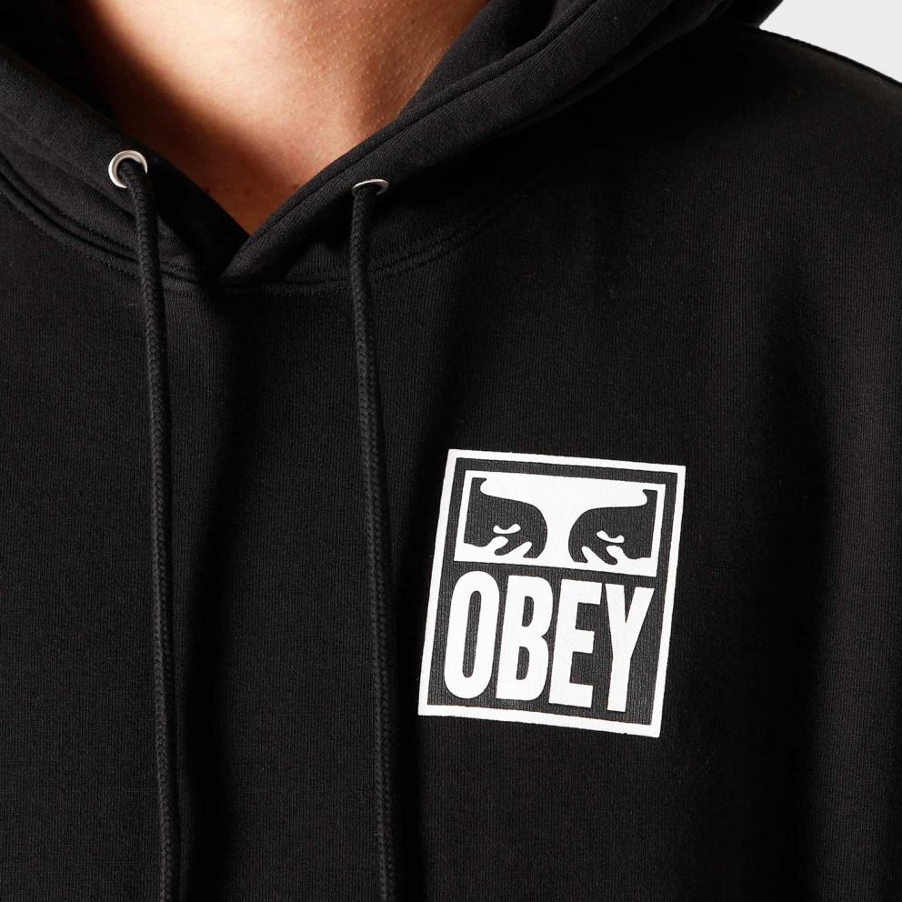 Obey Eyes Icon 2 Premium Fleece Hoodie