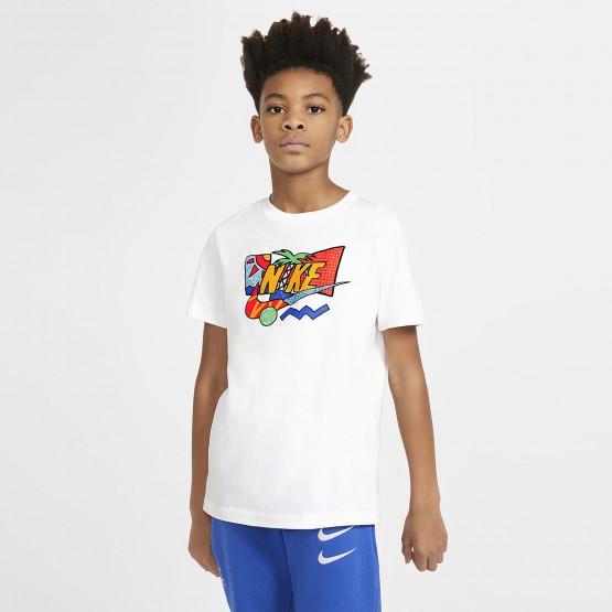 Nike Sportswear Tree Palm Kids' T-Shirt