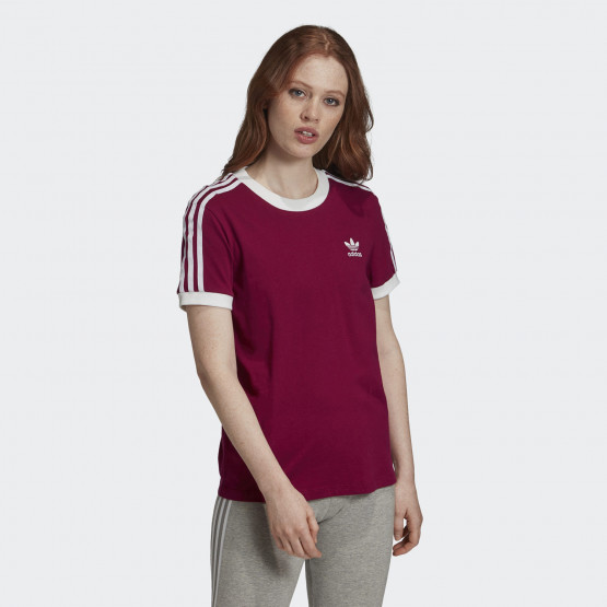 adidas Originals 3-Stripes Γυναικείο T-Shirt