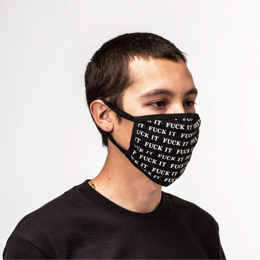 "Huf ""Fuck It"" Face Mask"
