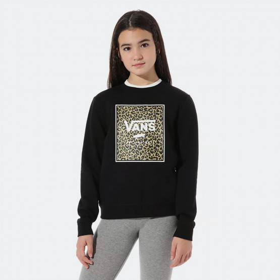 Vans Leopard Box Kids' Sweatshirt