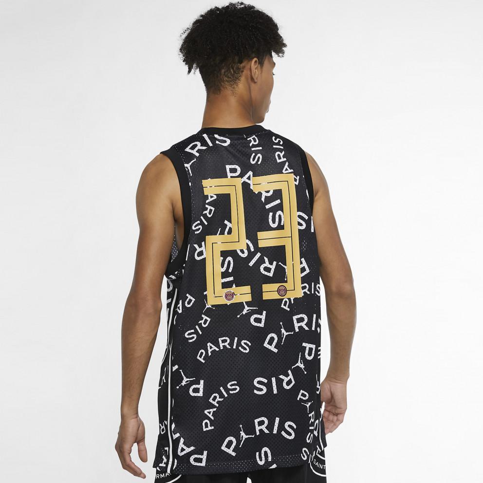 Jordan X PSG Αμάνικη Μπλούζα