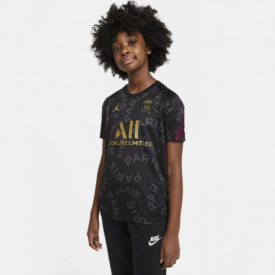 Nike Psg Y Dry Top Ss Pm Cl