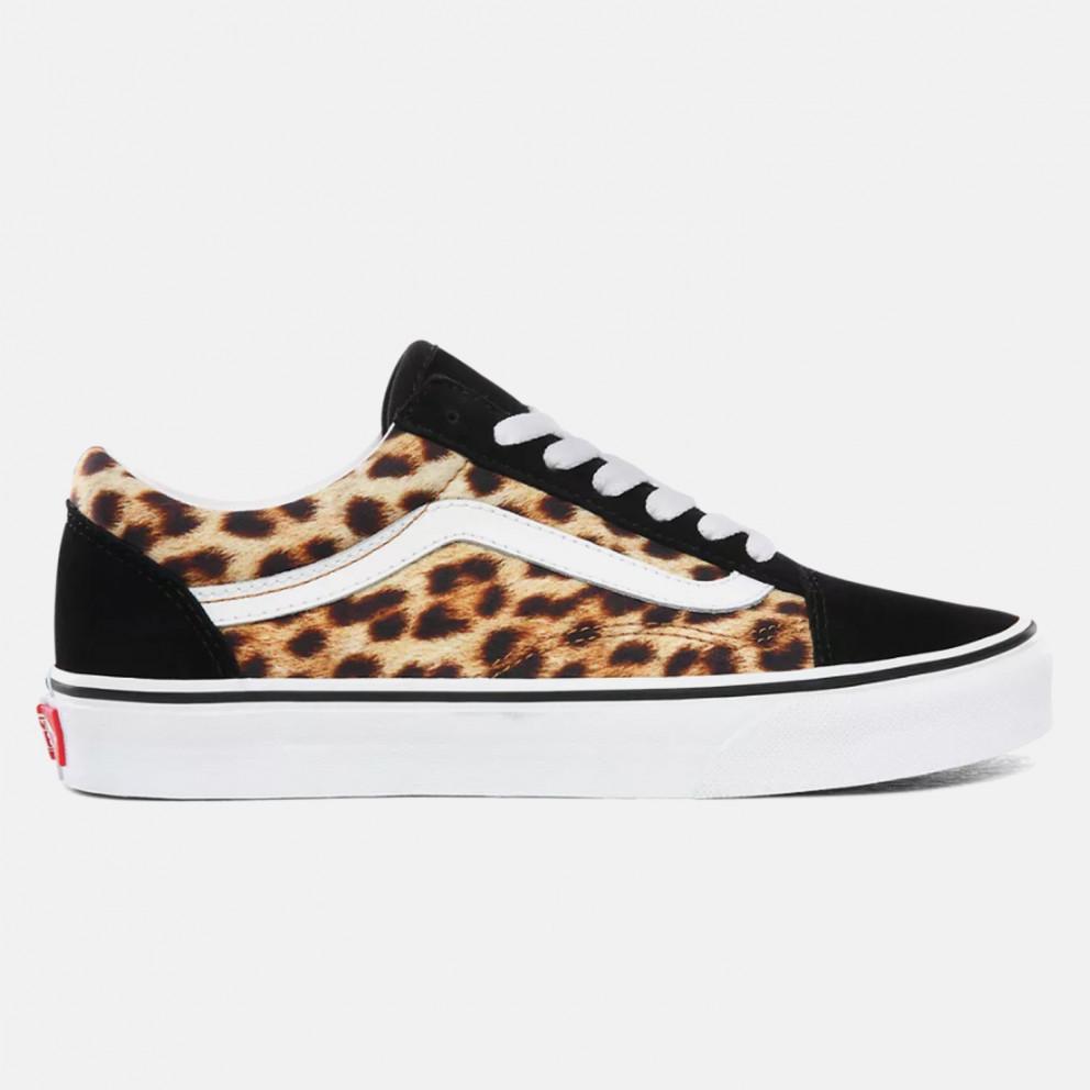 Vans Ua Old Skool (Leopard) Black