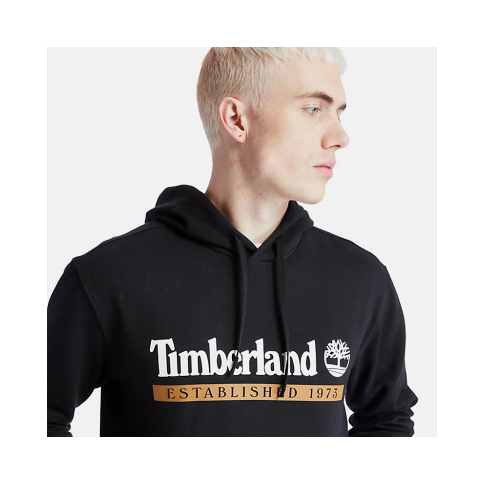 Timberland YC Established 1973 Ανδρική Μπλούζα με Κουκούλα
