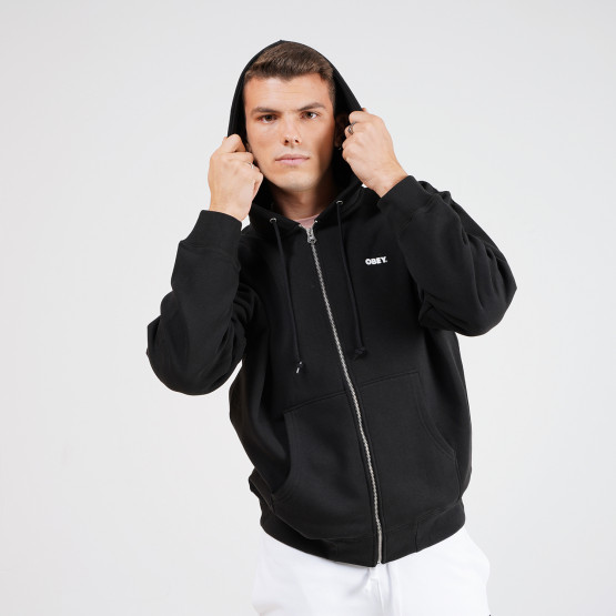 Obey Bold Premium Men's Hooded Jacket