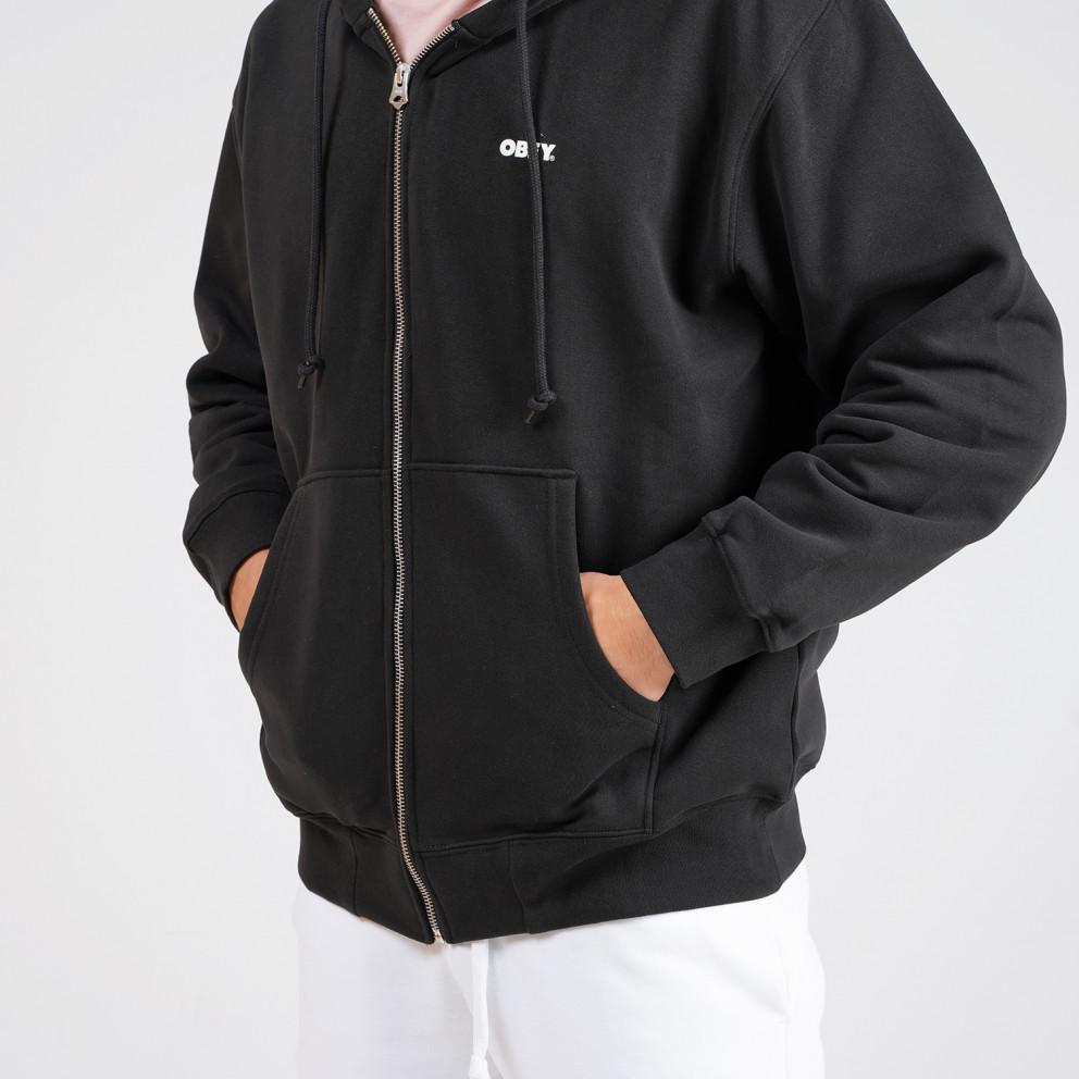 Obey Bold Premium Men's Hooded Jacket