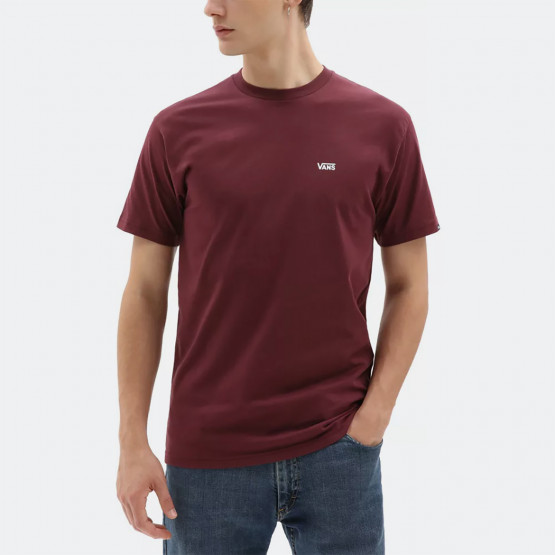 Vans Left Chest Logo Ανδρικό T-Shirt