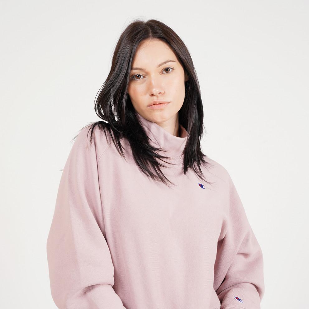 Champion Γυναικεία Μακρυμάνικη Μπλούζα
