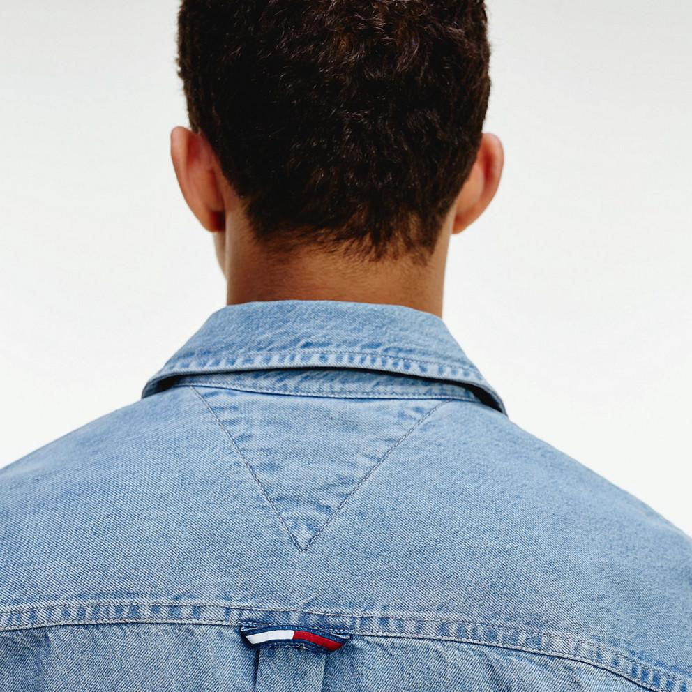 Tommy Jeans Ανδρικό Πουκάμισο Τζιν