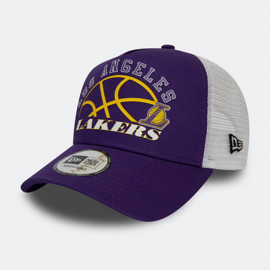 NEW ERA NBA Los Angeles Lakers Graphic Men's Trucker Cap
