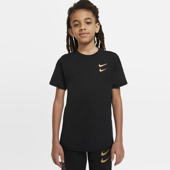Nike Sportswear Swoosh Pack Παιδική Μπλούζα