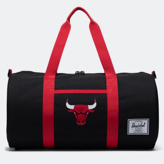 Herschel Sutton Mid-Volume Chicago Bulls Τσάντα Ταξιδιού 28L - 26 x 51,4 x 26 cm