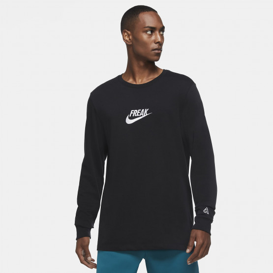 Giannis Freak Men's Basketball Long Sleeve T-Shirt