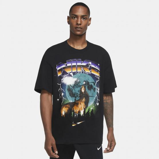 "Nike ""Howlin' Moon Ball"" Men's Basketball T-Shirt"