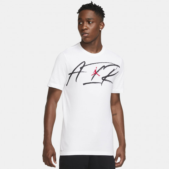 Jordan Script Air Dri-Fit Men's T-Shirt